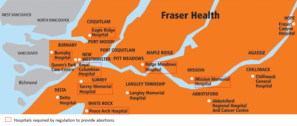 Fraser Valley Health Region